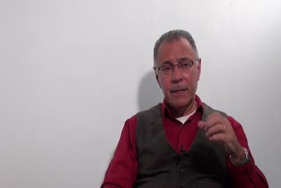 Interview with David Diaz on March 6, 2014, Segment 3