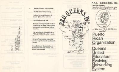 P.R.O. Q.U.E.E.N.S. brochure