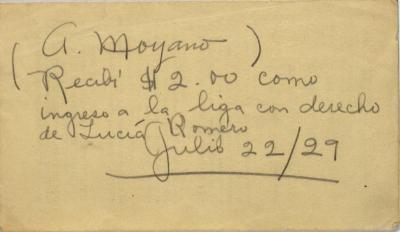 Liga Puertorriqueña notes