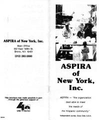 ASPIRA of New York brochure