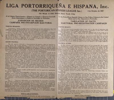 Liga Portorriqueña E Hispana