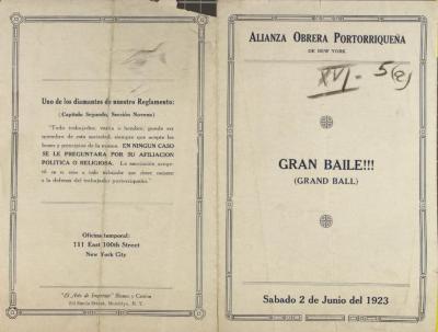 Gran Baile!!! / Grand Ball