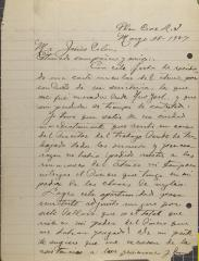 Correspondence to Jesús Colón