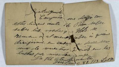 Note on Ateneo Obrero