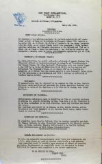 Club Cubano Interamericano - Circular - Acuerdos y Noticias / Agreements and News