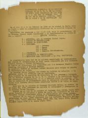 Conferencia Distrital de la Sección Hispana de la I.W.O. / District Conference of the Hispanic Section of the I.W.O.