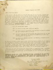 El Comité Nacional De La Sección Hispánica