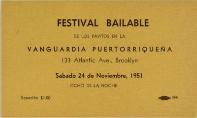 Festival Bailable / Dance Festival