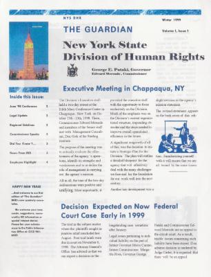 The Guardian/ New York State Division of Human Rights