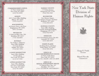 New York State Division of Human Rights