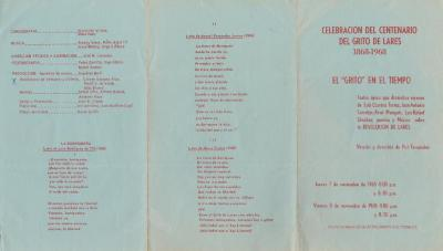 Celebración del Centenario del Grito de Lares