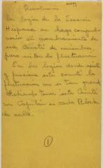 Resolución de Mutualista Obrera Puertorriqueña / Resolution of Mutualista Obrera Puertorriqueña
