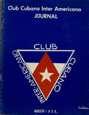 Club Cubano Inter-Americano Journal