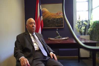Interview with Juan Cortez on July 31, 2013, Segment 1