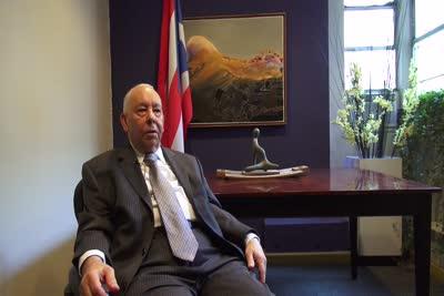 Interview with Juan Cortez on July 31, 2013, Segment 3