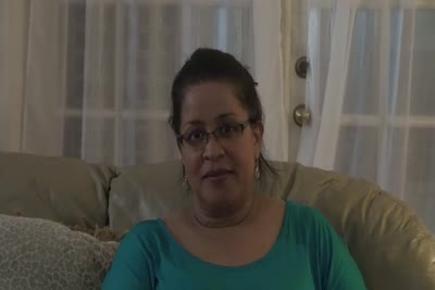Interview with Elizabeth Erazo Baez on February 19, 2014, Segment  1