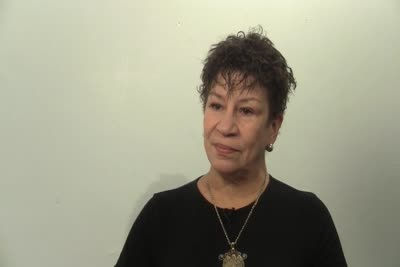 Interview with Maria Dominguez on March 26, 2013, Segment 2