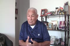 Interview with Henry Dominguez on March 22, 2014, Segment 2
