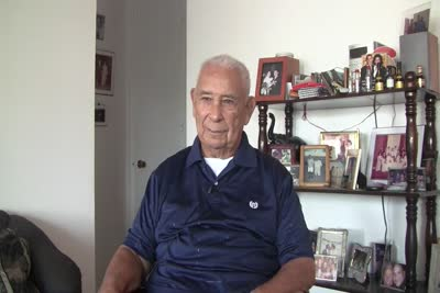 Interview with Henry Dominguez on March 22, 2014, Segment 1
