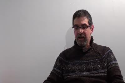 Interview with David Gonzalez on March 21, 2014, Segment 5