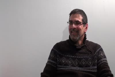 Interview with David Gonzalez on March 21, 2014, Segment 3