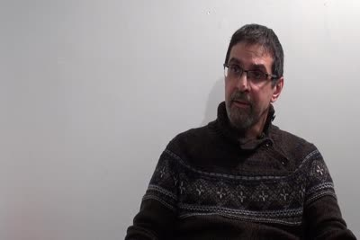 Interview with David Gonzalez on March 21, 2014, Segment 2