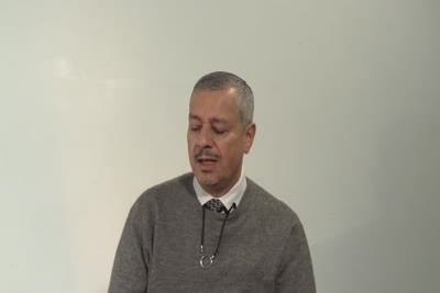 Interview with Luis O. Reyes on December 14, 2012, Segment 9