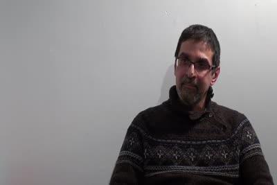 Interview with David Gonzalez on March 21, 2014, Segment 7