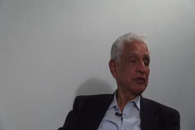 Interview with Louis Nuñez on September 30, 2013, Segment 5