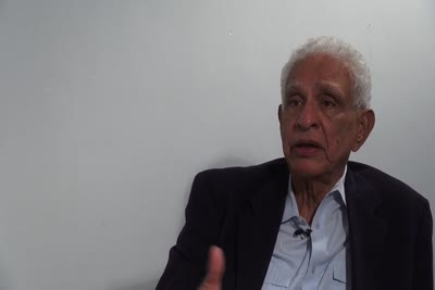 Interview with Louis Nuñez on September 30, 2013, Segment 2