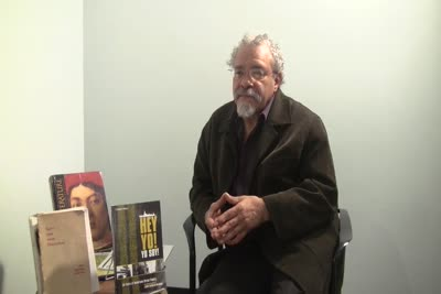 Interview with Jesús Papoleto Meléndez on April 3, 2013, Segment 1