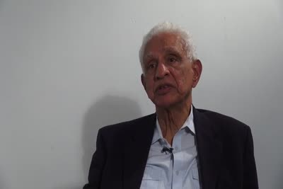 Interview with Louis Nuñez on September 30, 2013, Segment 6
