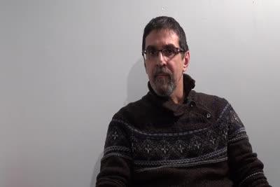 Interview with David Gonzalez on March 21, 2014, Segment 1
