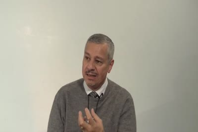 Interview with Luis O. Reyes on December 14, 2012, Segment 10