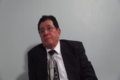 Interview with George J. Rios on September 4, 2013, Segment 8