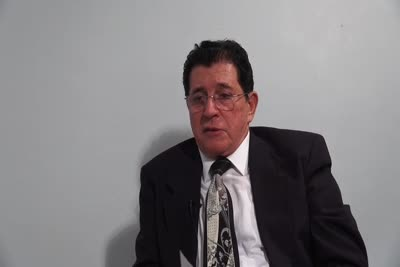 Interview with George J. Rios on September 4, 2013, Segment 2