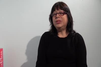 Interview with Marina Ortiz on February 20, 2014, Segment 10