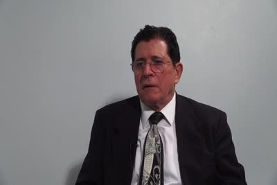 Interview with George J. Rios on September 4, 2013, Segment 3