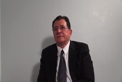 Interview with George J. Rios on October 2, 2013, Segment 1
