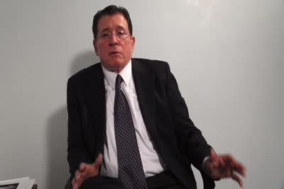 Interview with George J. Rios on October 2, 2013, Segment 2