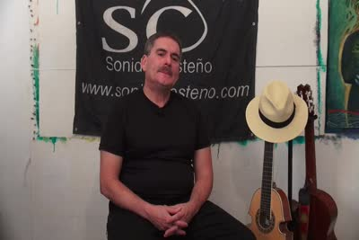 Interview with JuanMa Morales on November 10, 2013, Segment 2