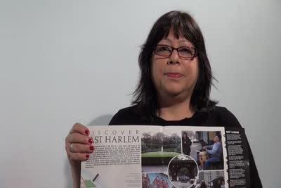 Interview with Marina Ortiz on February 20, 2014, Segment 9