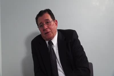 Interview with George J. Rios on October 2, 2013, Segment 4