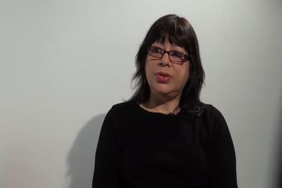 Interview with Marina Ortiz on February 20, 2014, Segment 2