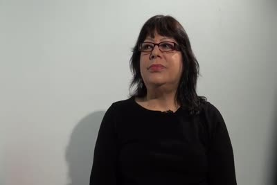 Interview with Marina Ortiz on February 20, 2014, Segment 1