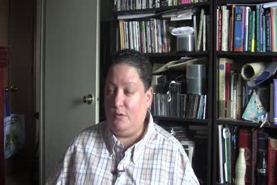 Interview with Carmen Hernandez de Armas on March 4, 2014, Segment 3