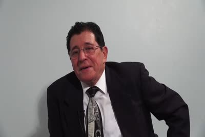 Interview with George J. Rios on September 4, 2013, Segment 4