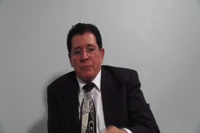 Interview with George J. Rios on September 4, 2013, Segment 9