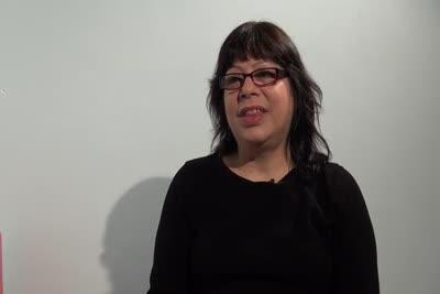 Interview with Marina Ortiz on February 20, 2014, Segment 3