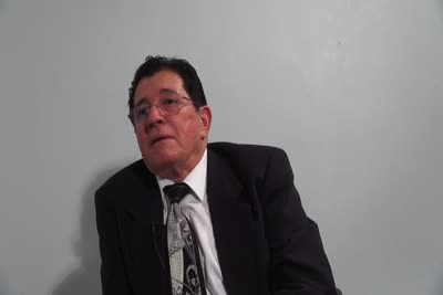 Interview with George J. Rios on September 4, 2013, Segment 7